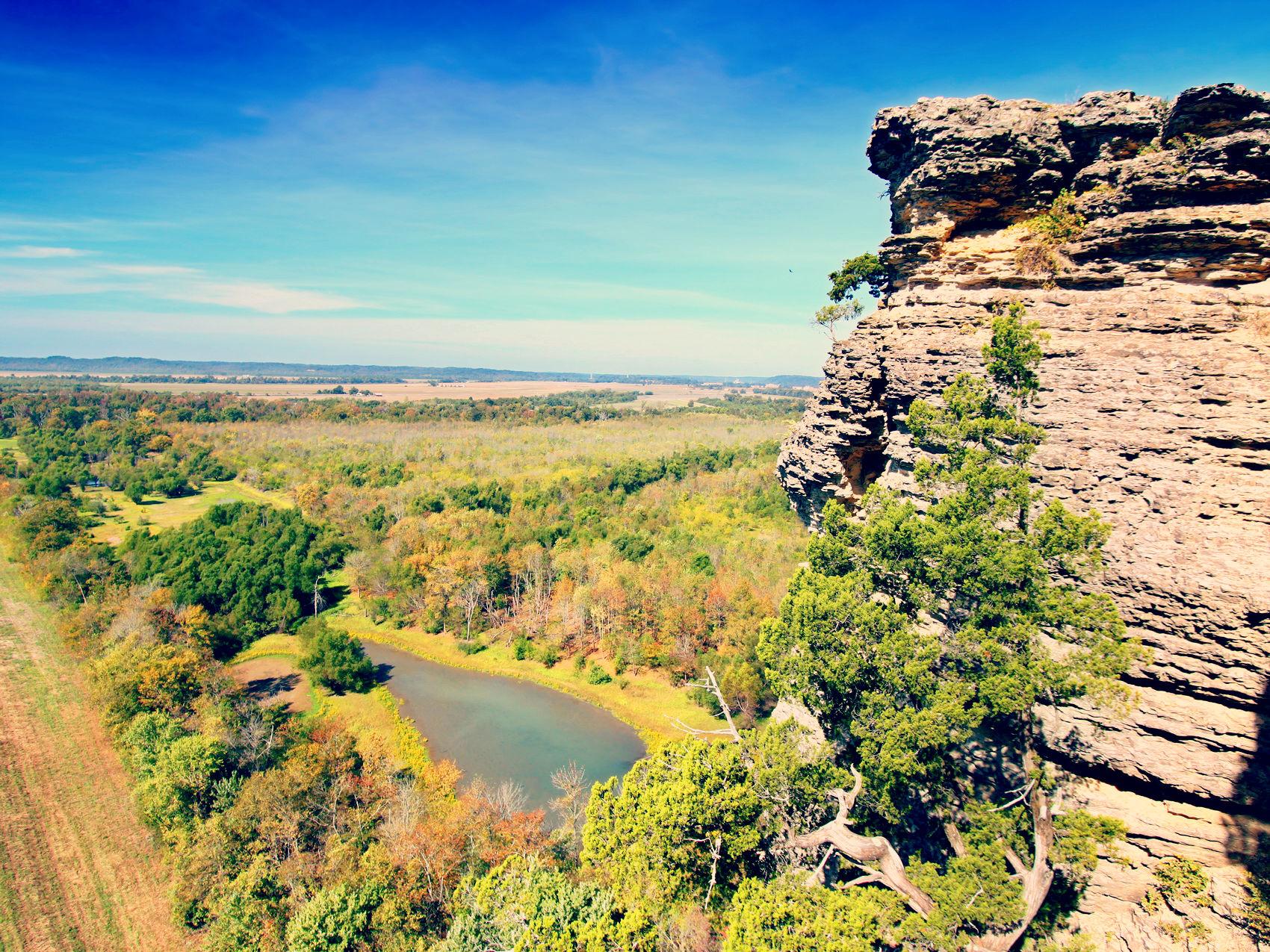 Inspiration Point, Shawnee Forest