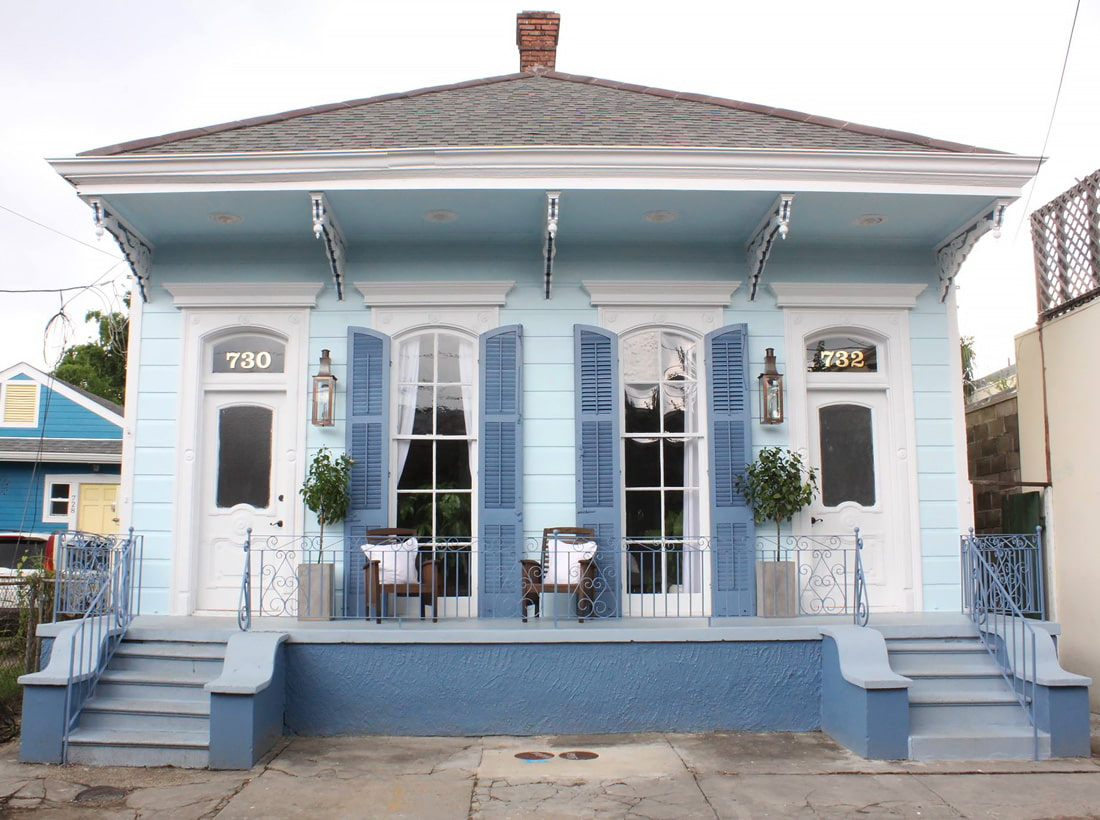 Vacation rental in Bywater neighborhood
