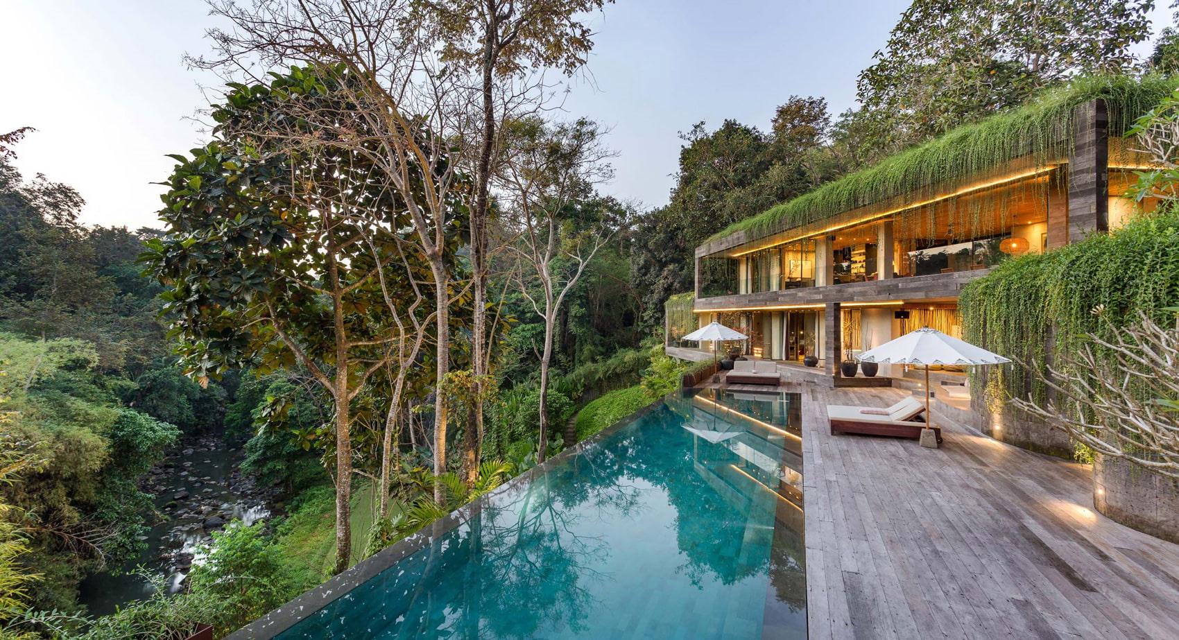 Luxury villa for rent in Bali