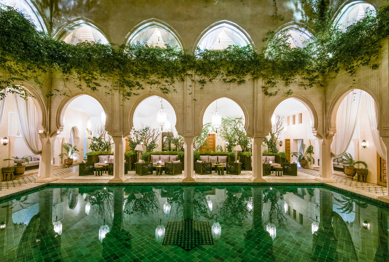 Best riad in Marrakech for the design obssesed
