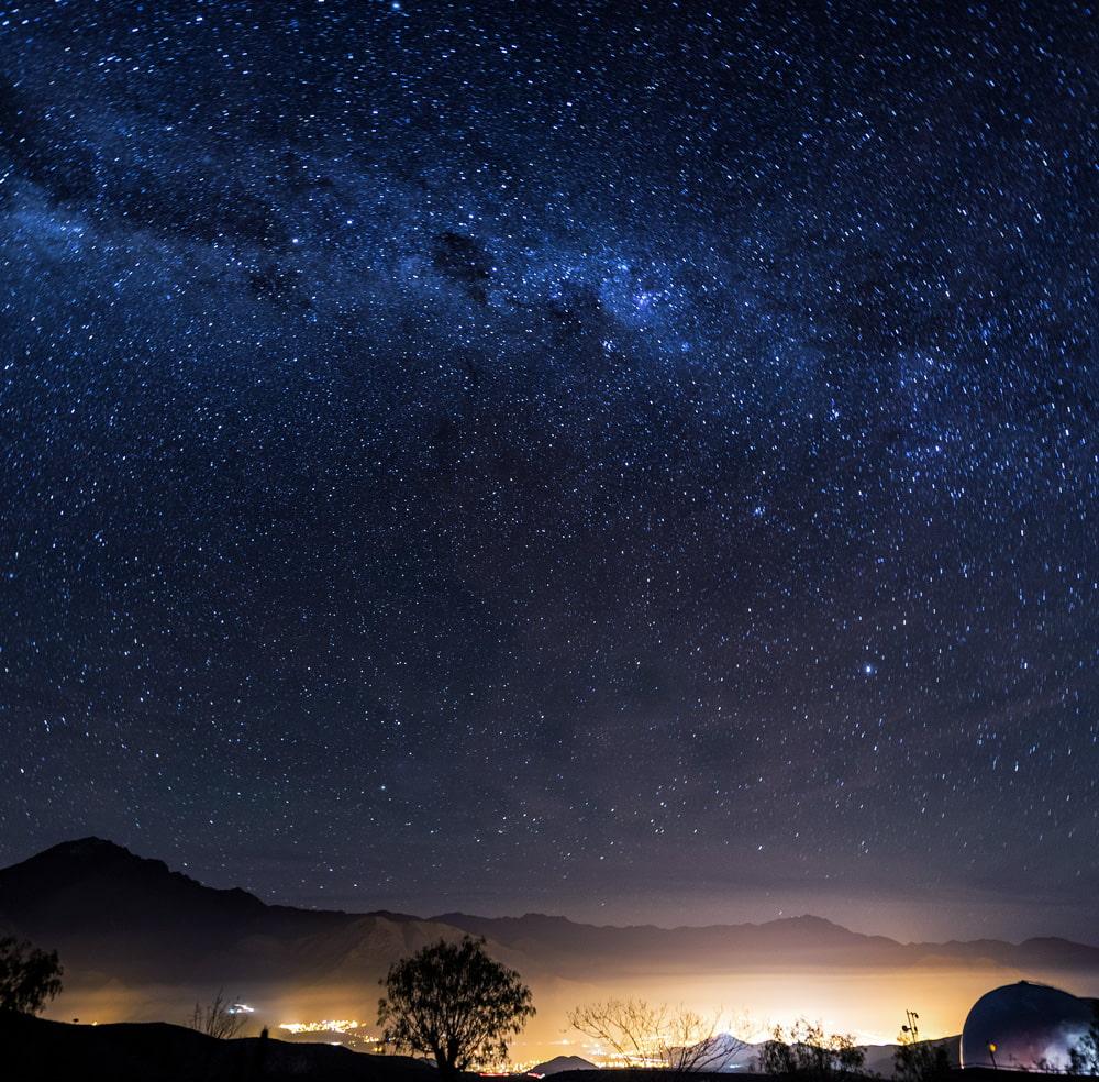 Stargazing in Elqui Valley