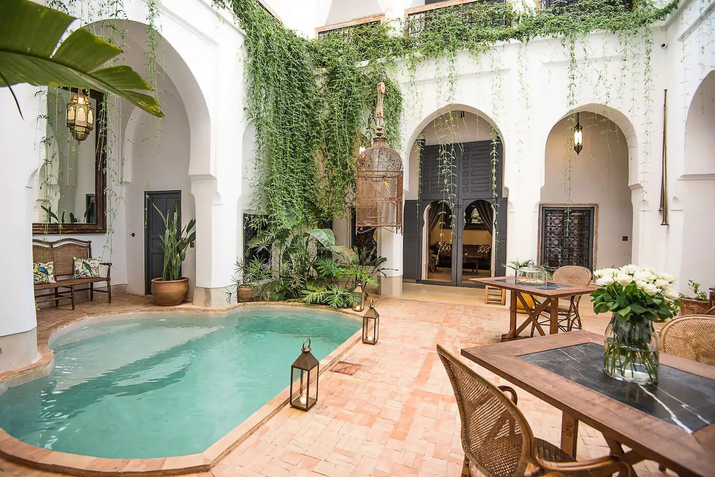 Luxury Airbnb in Marrakech