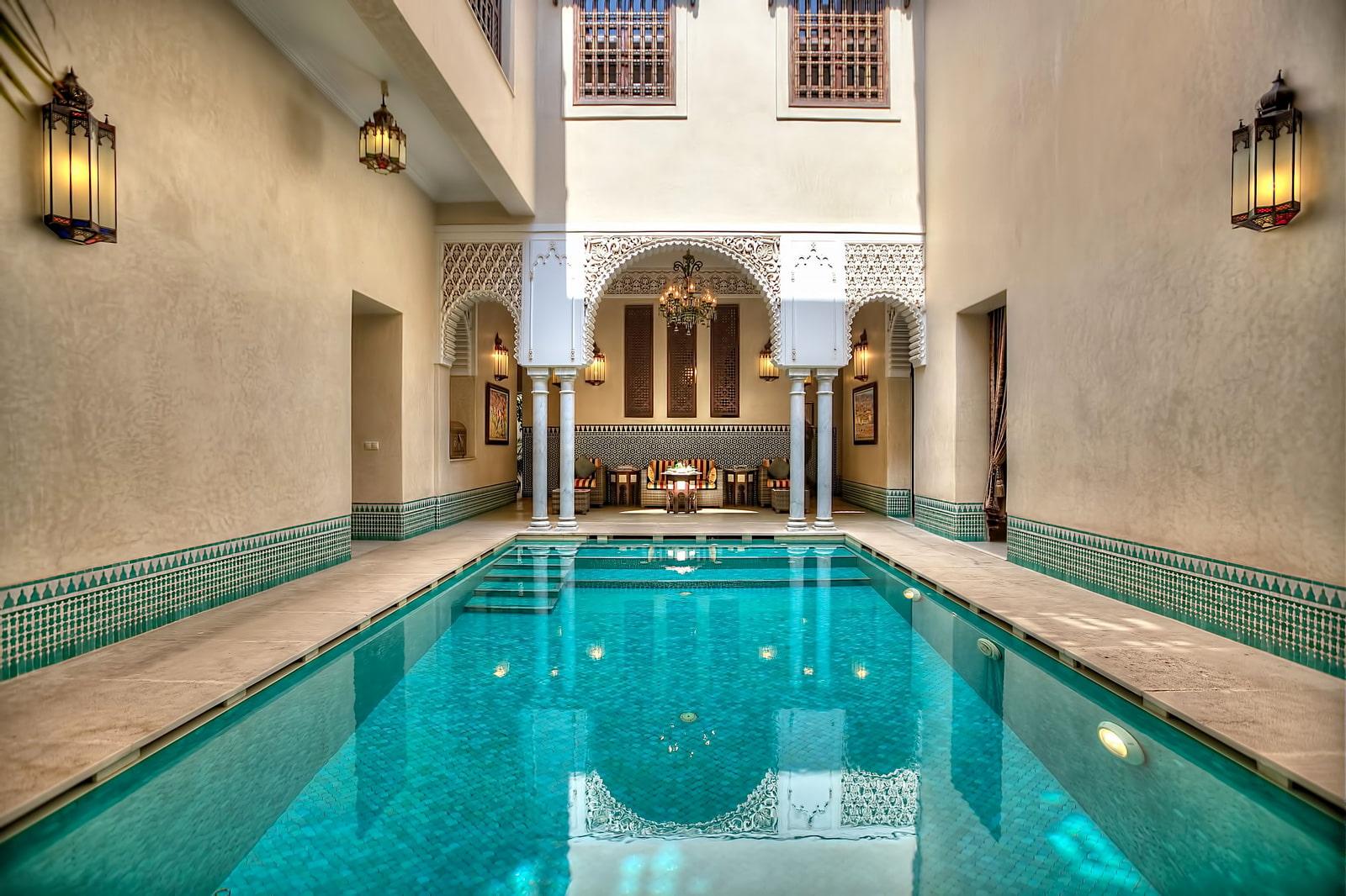 Traditional Moorish architecture