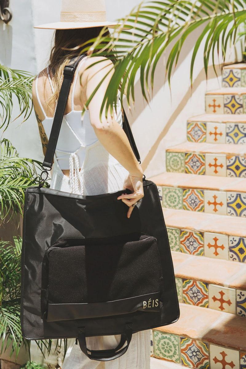 Beis Garment Bag