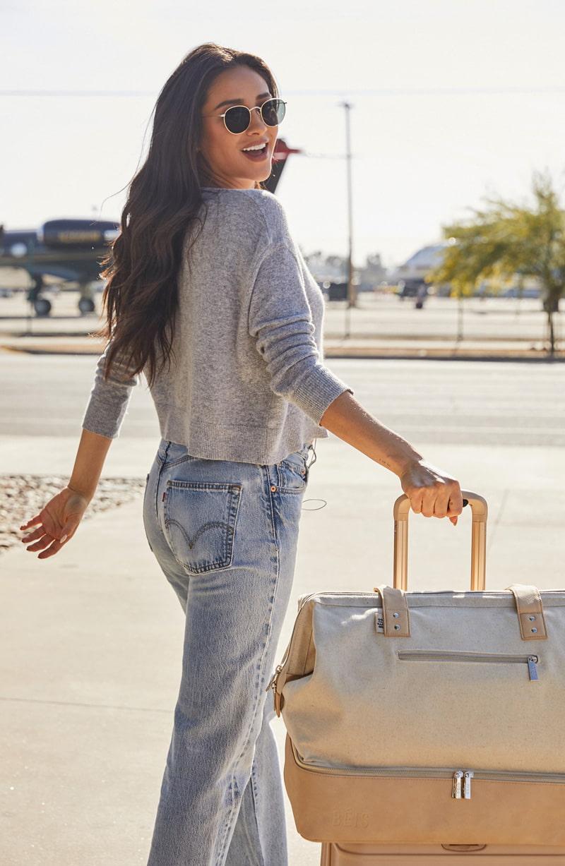 Best weekender bag for women