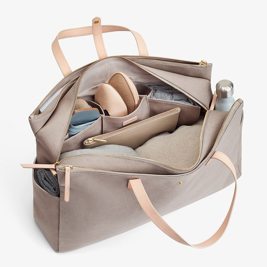 leather tote with zipper bridesmaid tote bag leather laptop bag messenger bag women duffle bag women weekender bag women Tote bags
