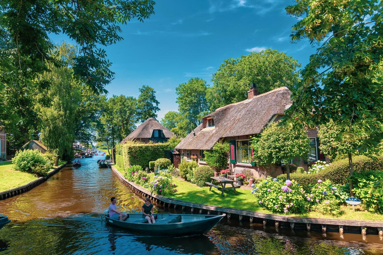 The prettiest village in the Netherlands