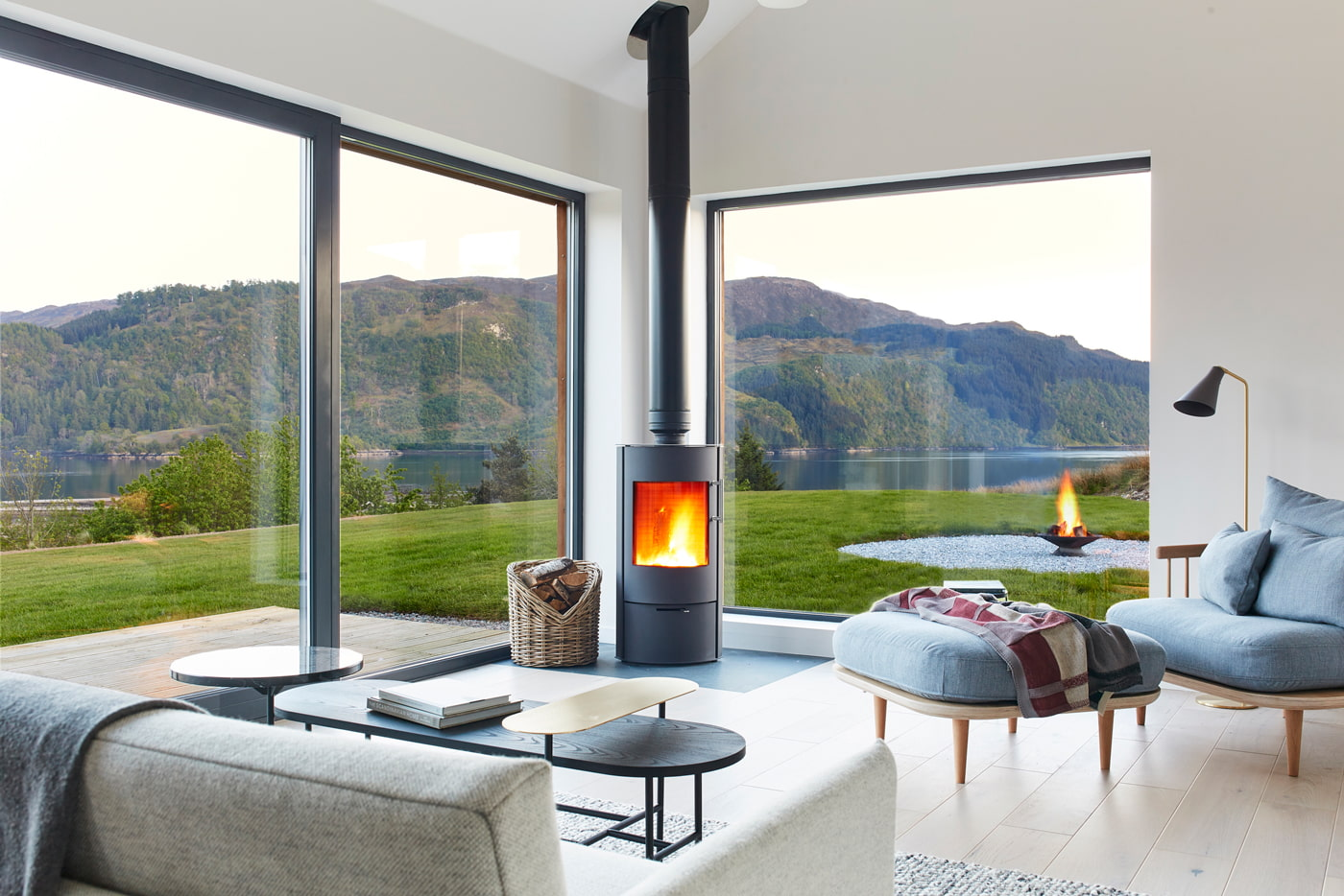 Boutique self-catering holiday home in the Northwest Highlands