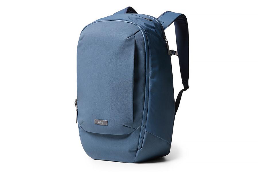 Minimalist travel backpack