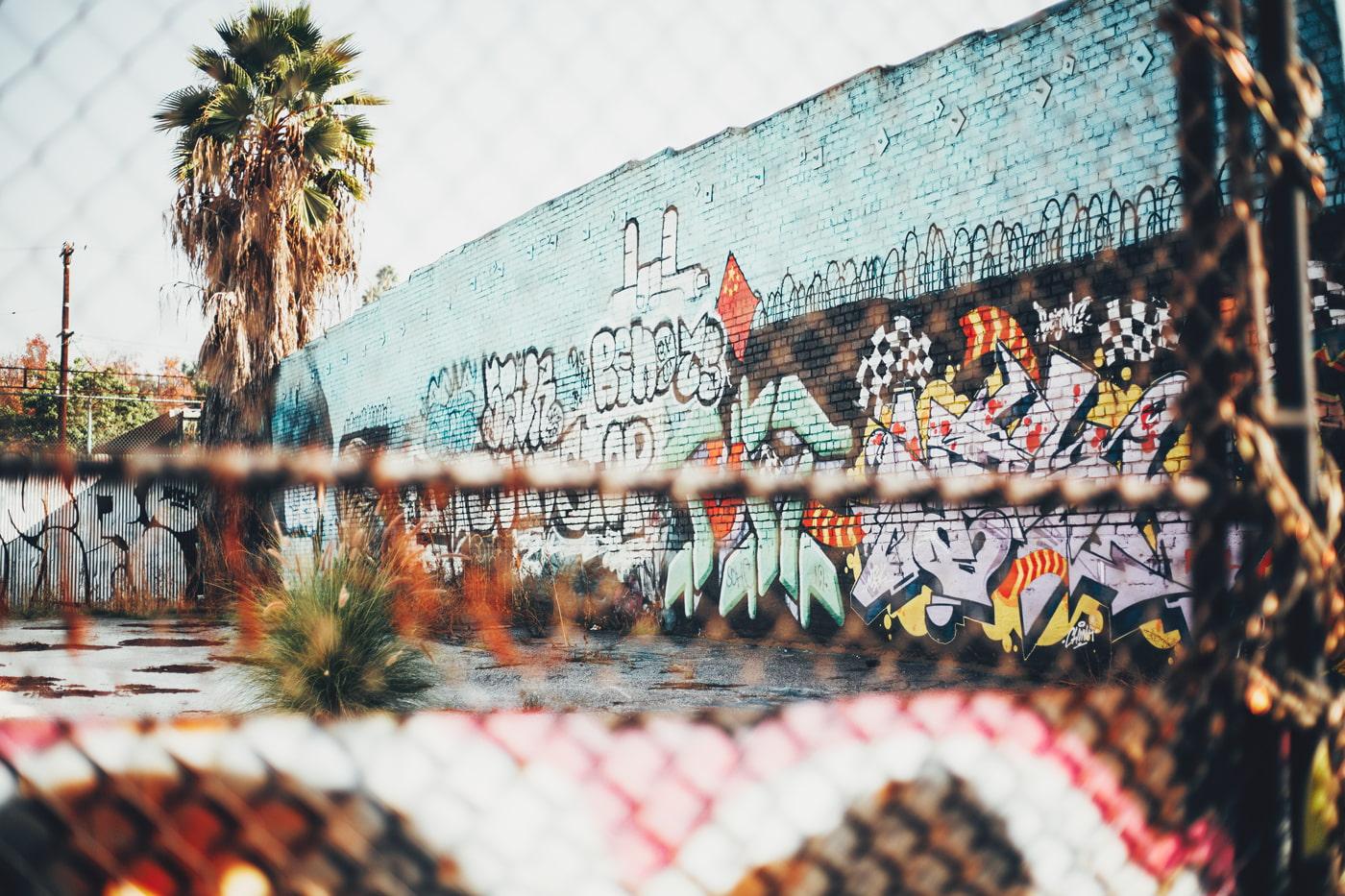 Mural in Los Angeles