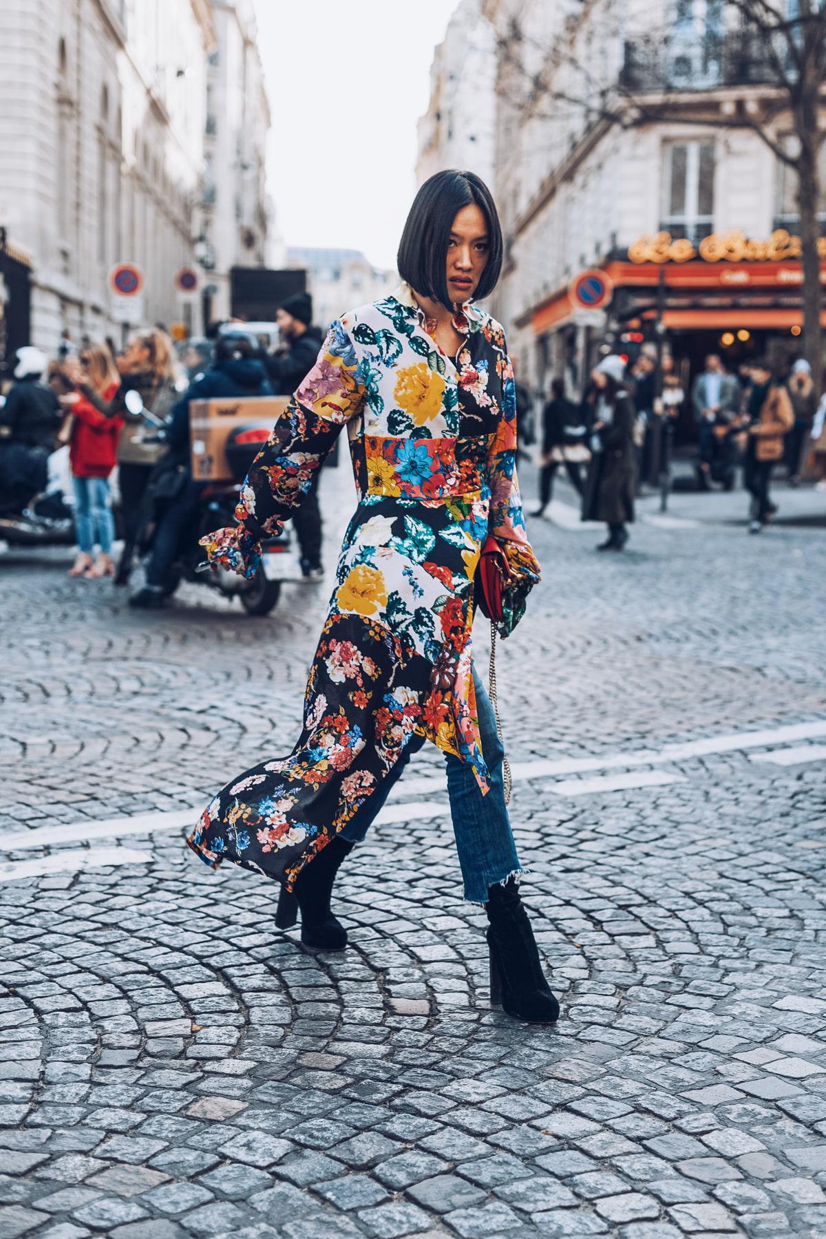 Paris Fashion Week, October