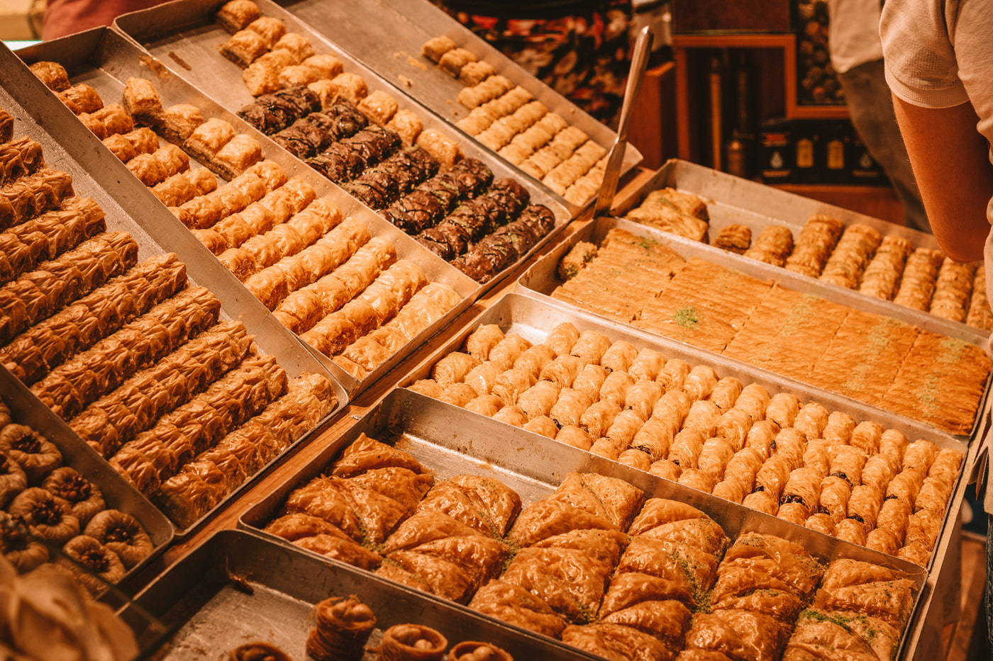 Baklava varieties