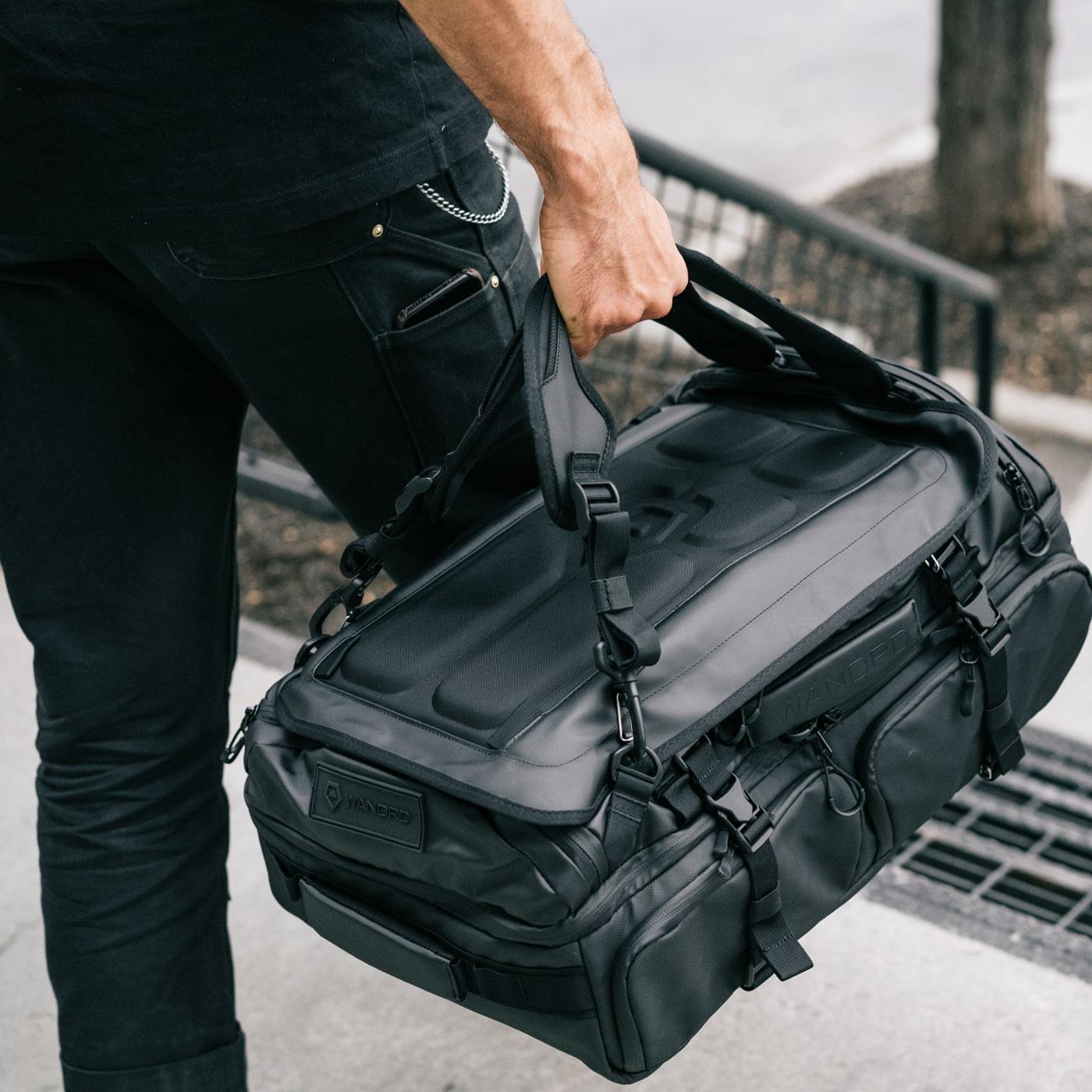 Ultra-organized backpack