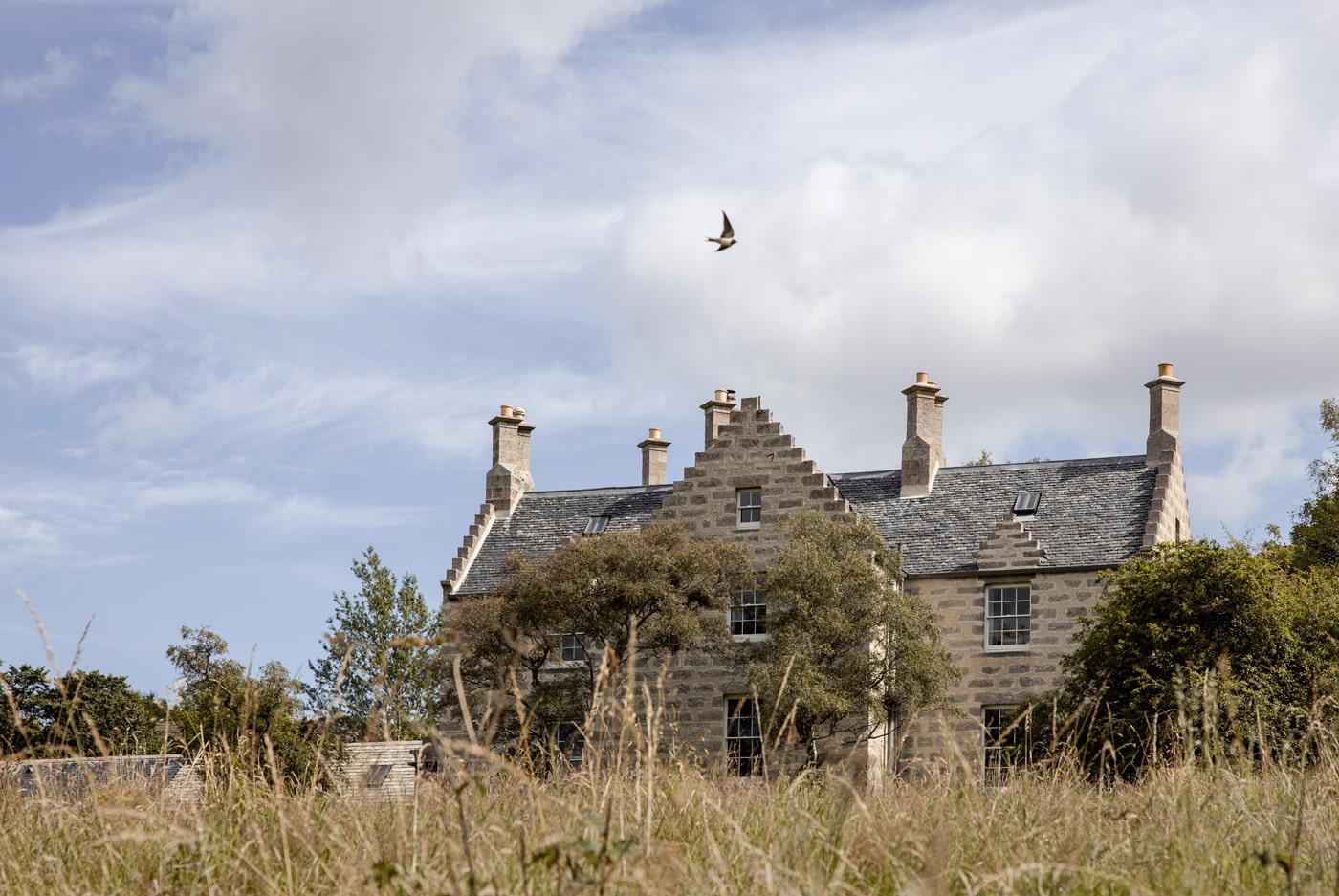 Lundies House, Sutherland