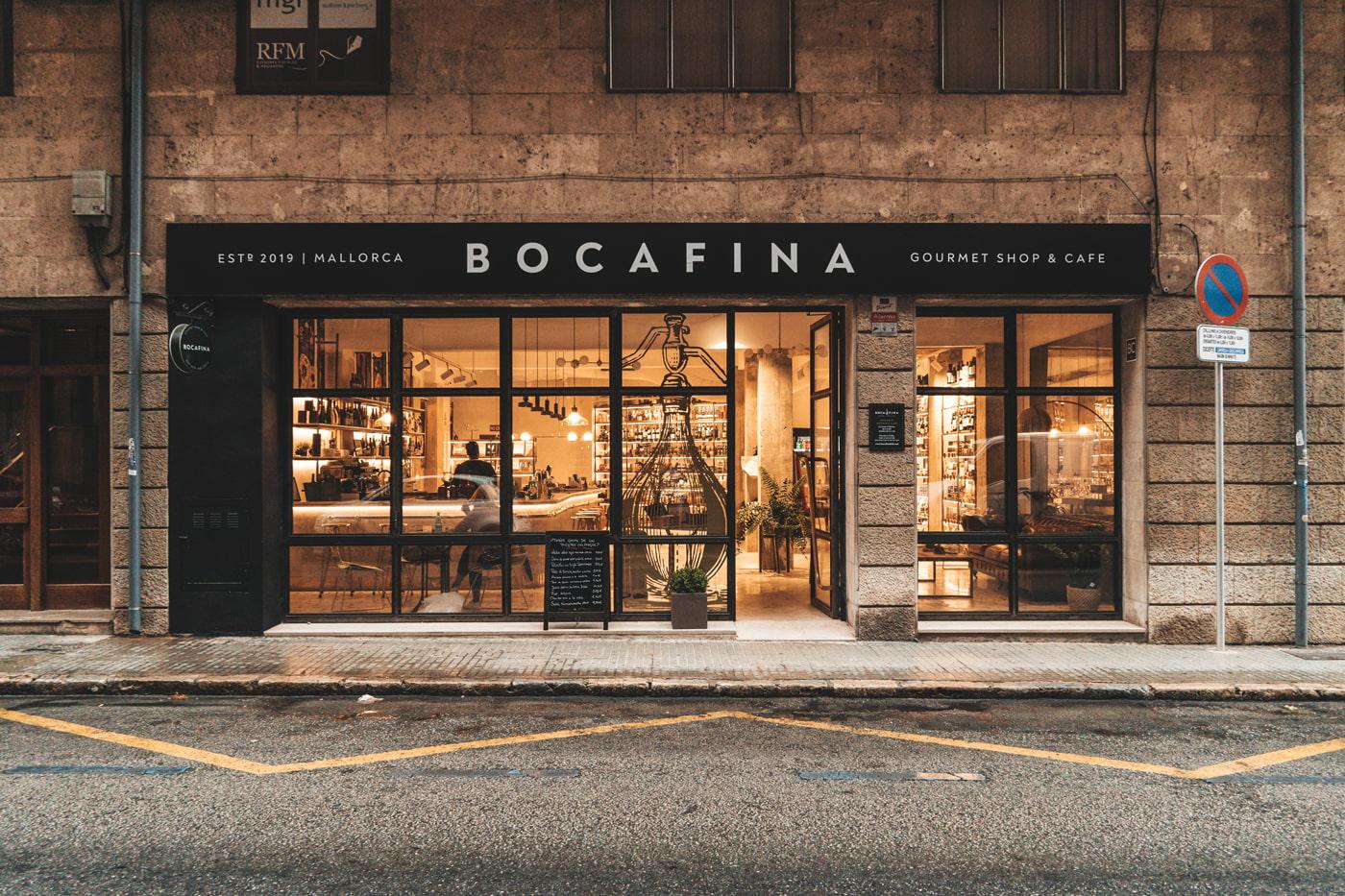 Bocafina Gourmet Shop, Palma