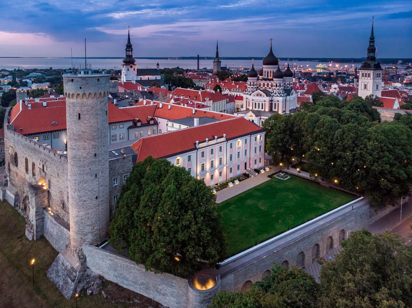 Toompea, Tallinn