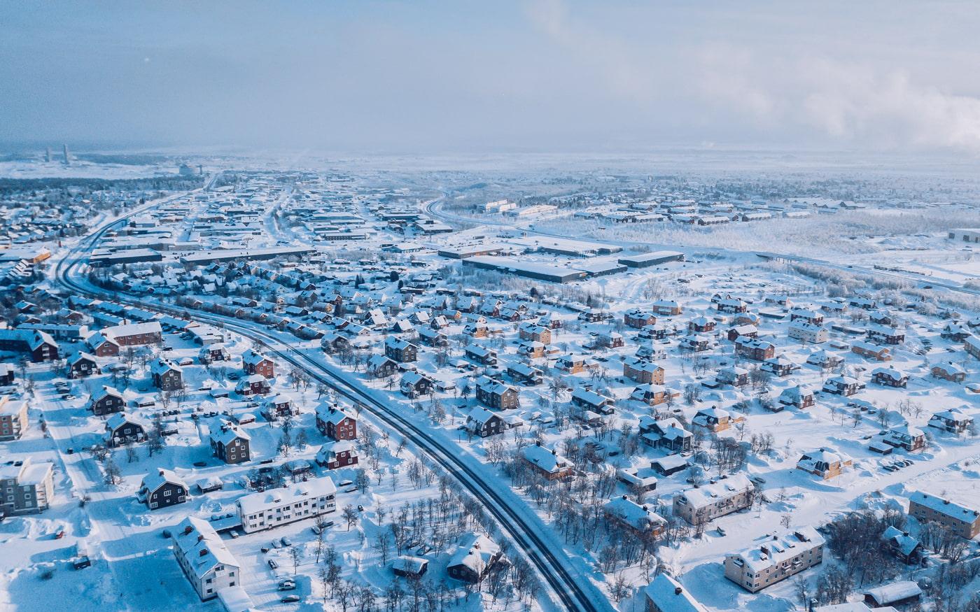 Kiruna, Lapland