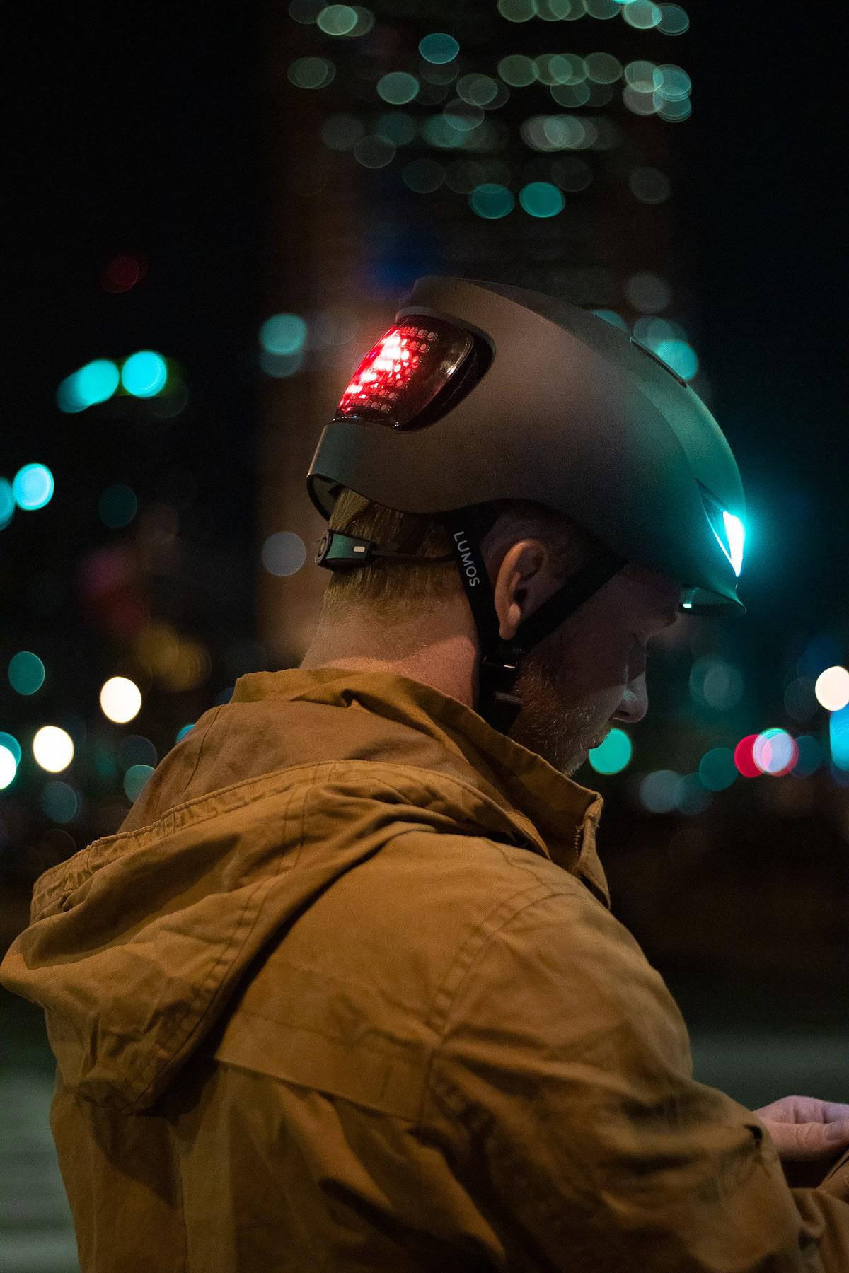 Smart Bike Helmet