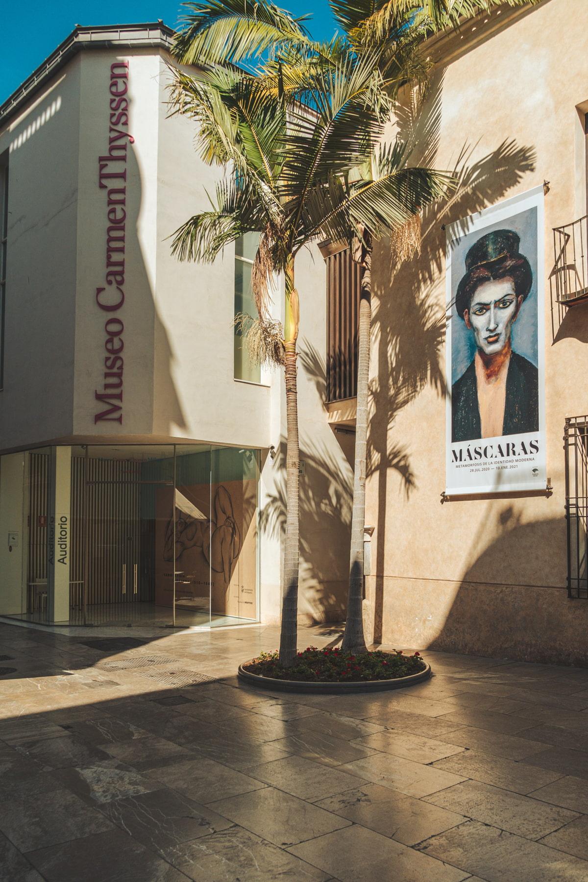 Carmen Thyssen Museum, Malaga