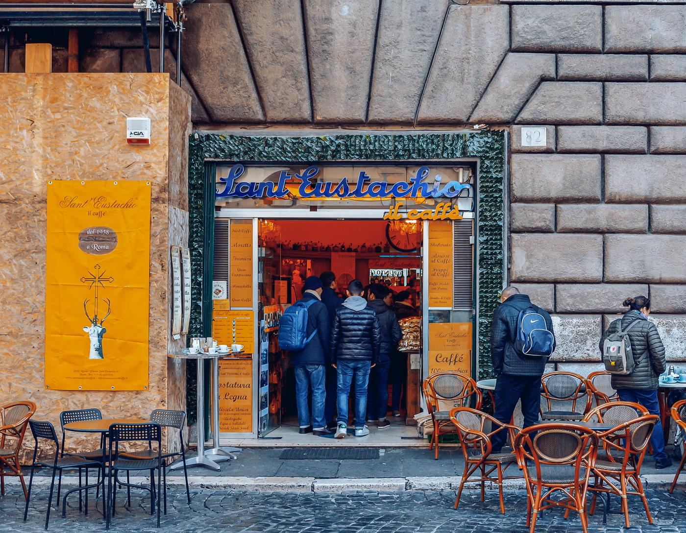 Sant' Eustachio Il Caffè, Rome