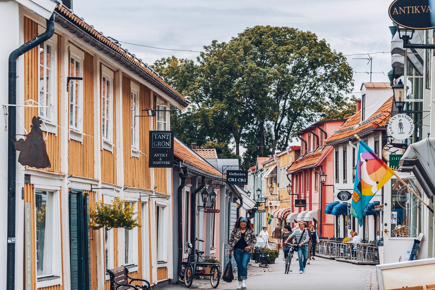 Stora Gatan, Signtuna - Oldest street in Sweden