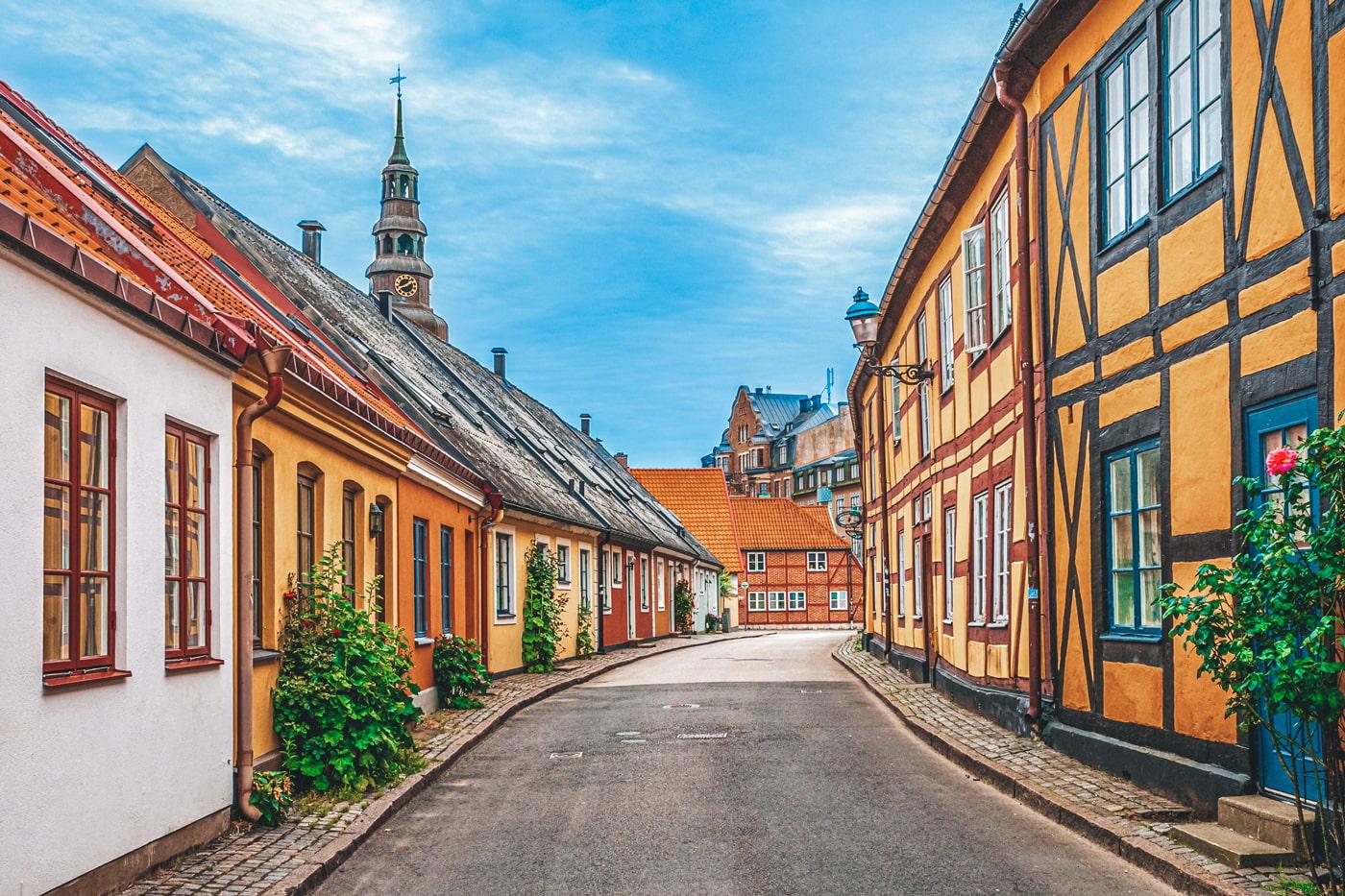 Prettiest town in Sweden