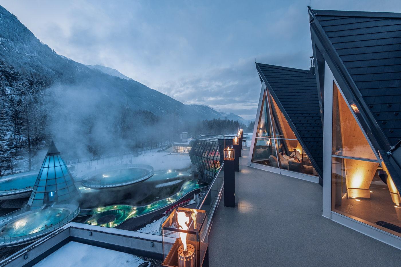 Alpine Spa in Austria