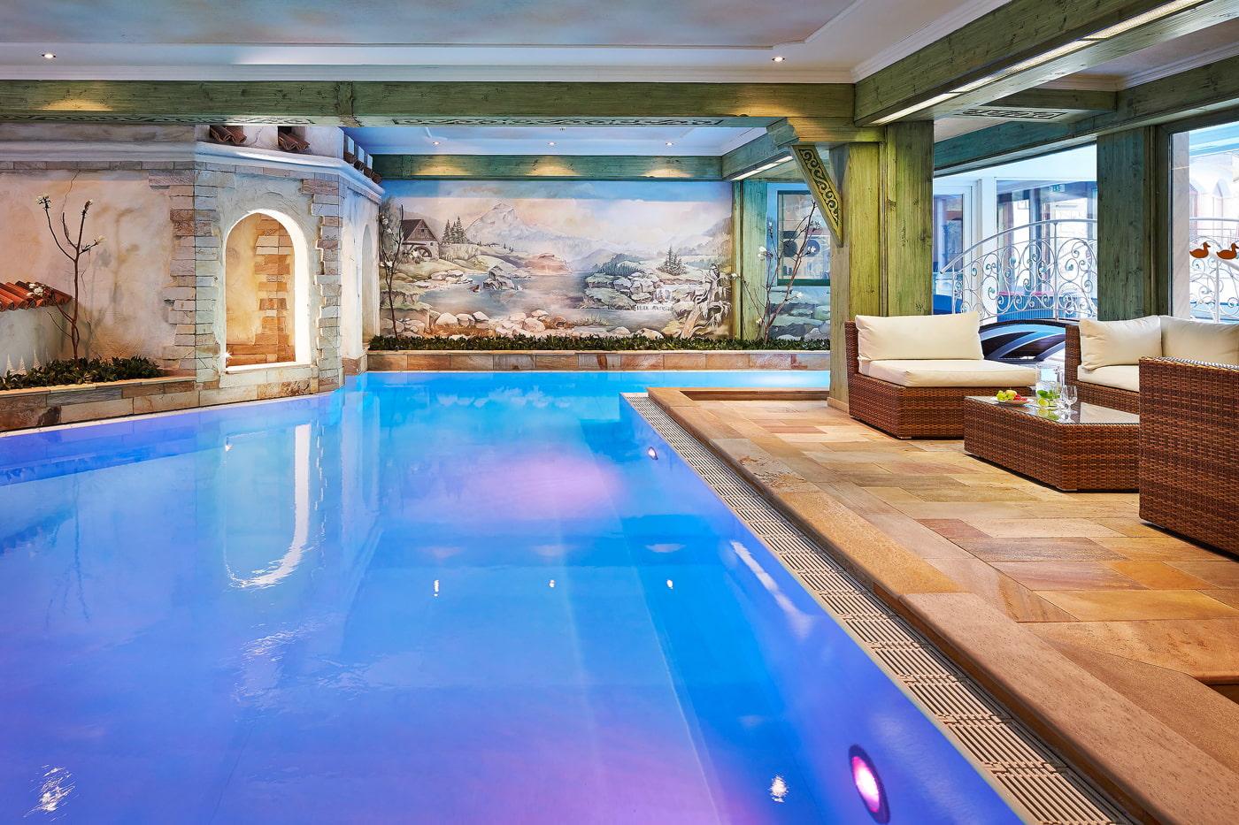 Luxury spa hotel in Austria