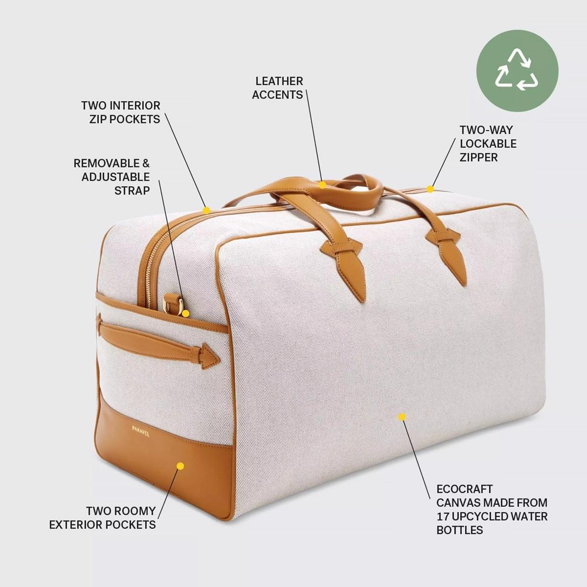Best Carry-On Weekender Bag