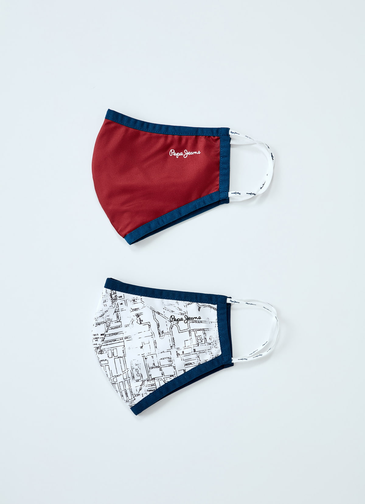 Pepe Jeans Face Mask 2-Pack