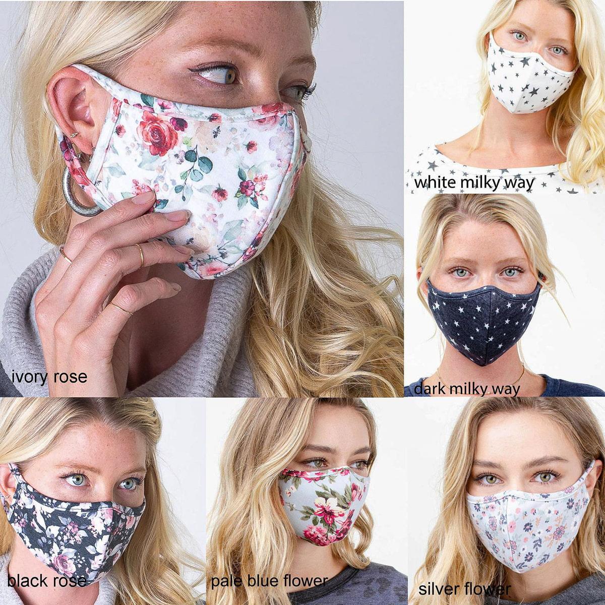Ppeppiboutique reusable face mask