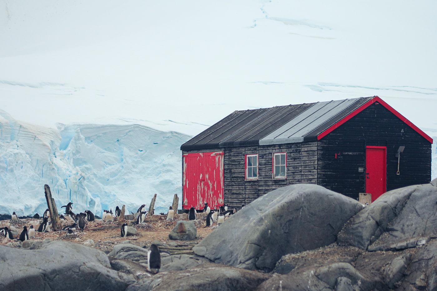 The Penguin Post Office