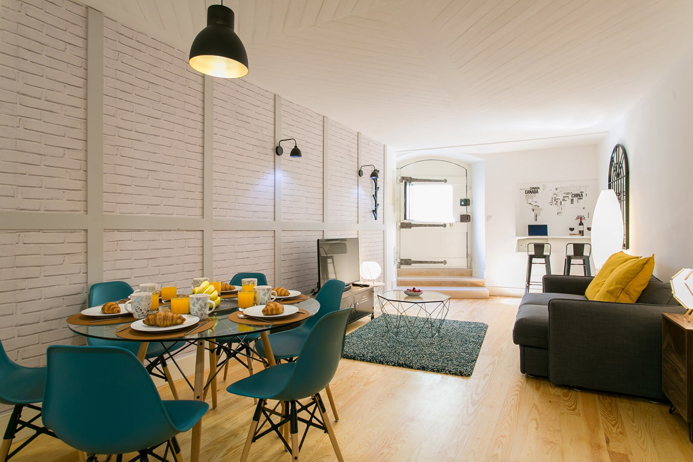 Rental apartment in Lisbon