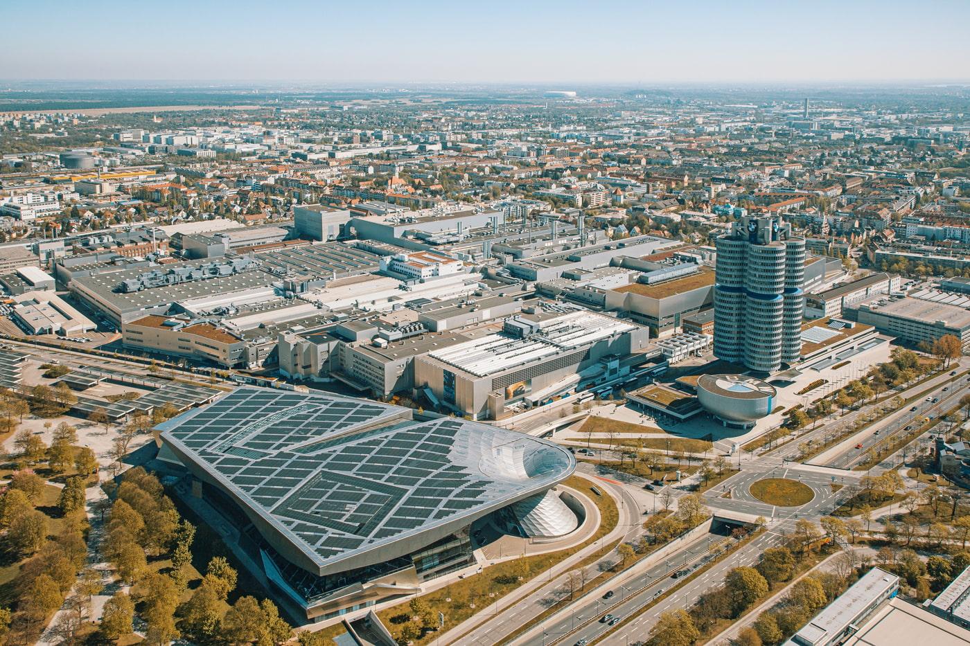 BMW Welt & Museum, Munich