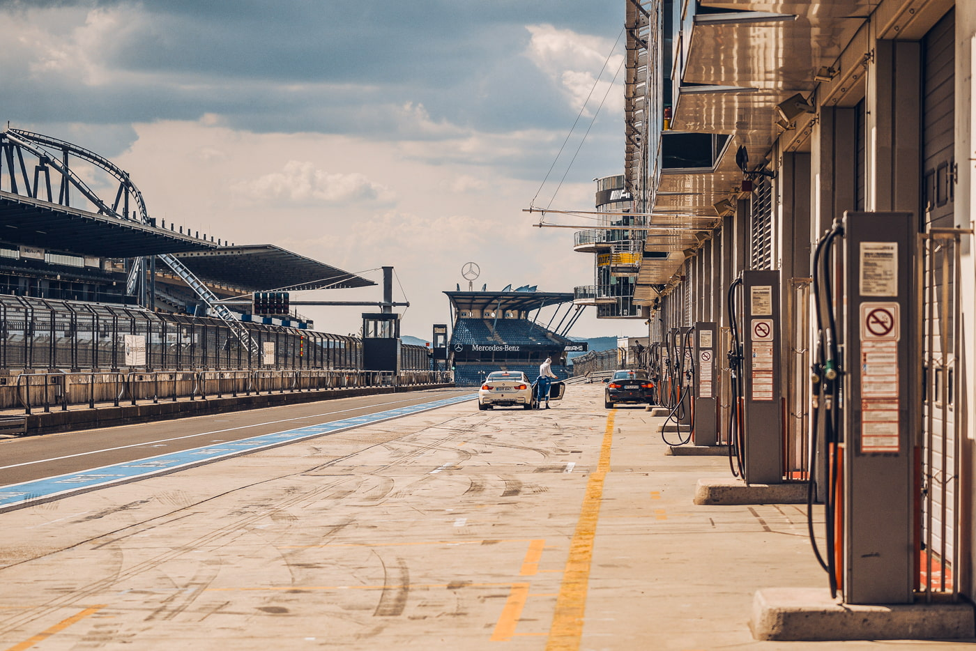 Nürburgring Race Track