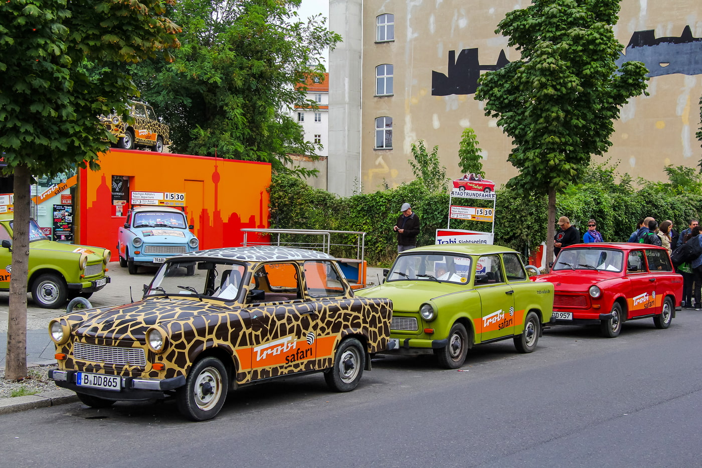 Trabi for rent