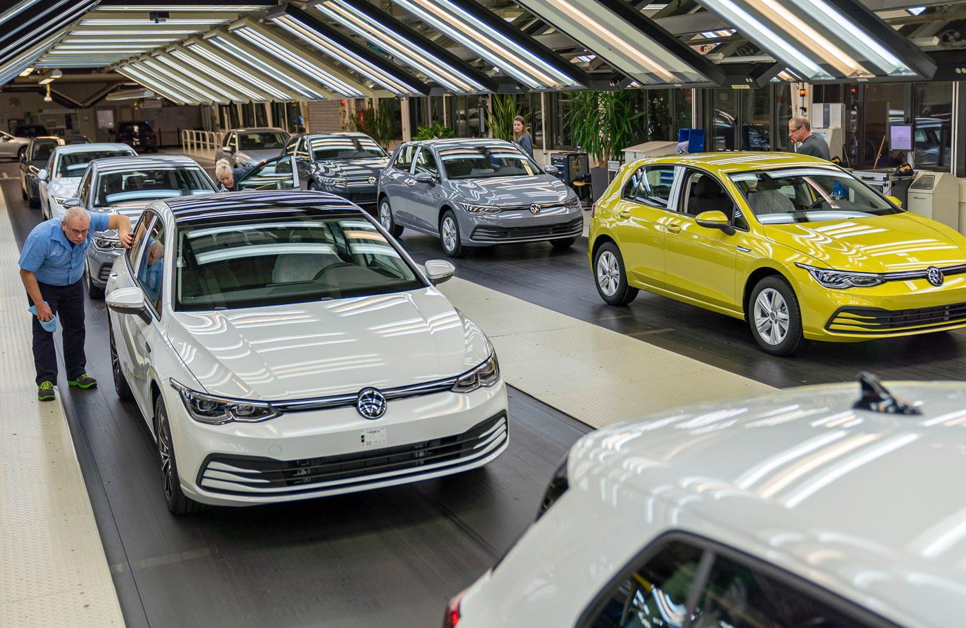 Volkswagen Factory, Wolfsburg
