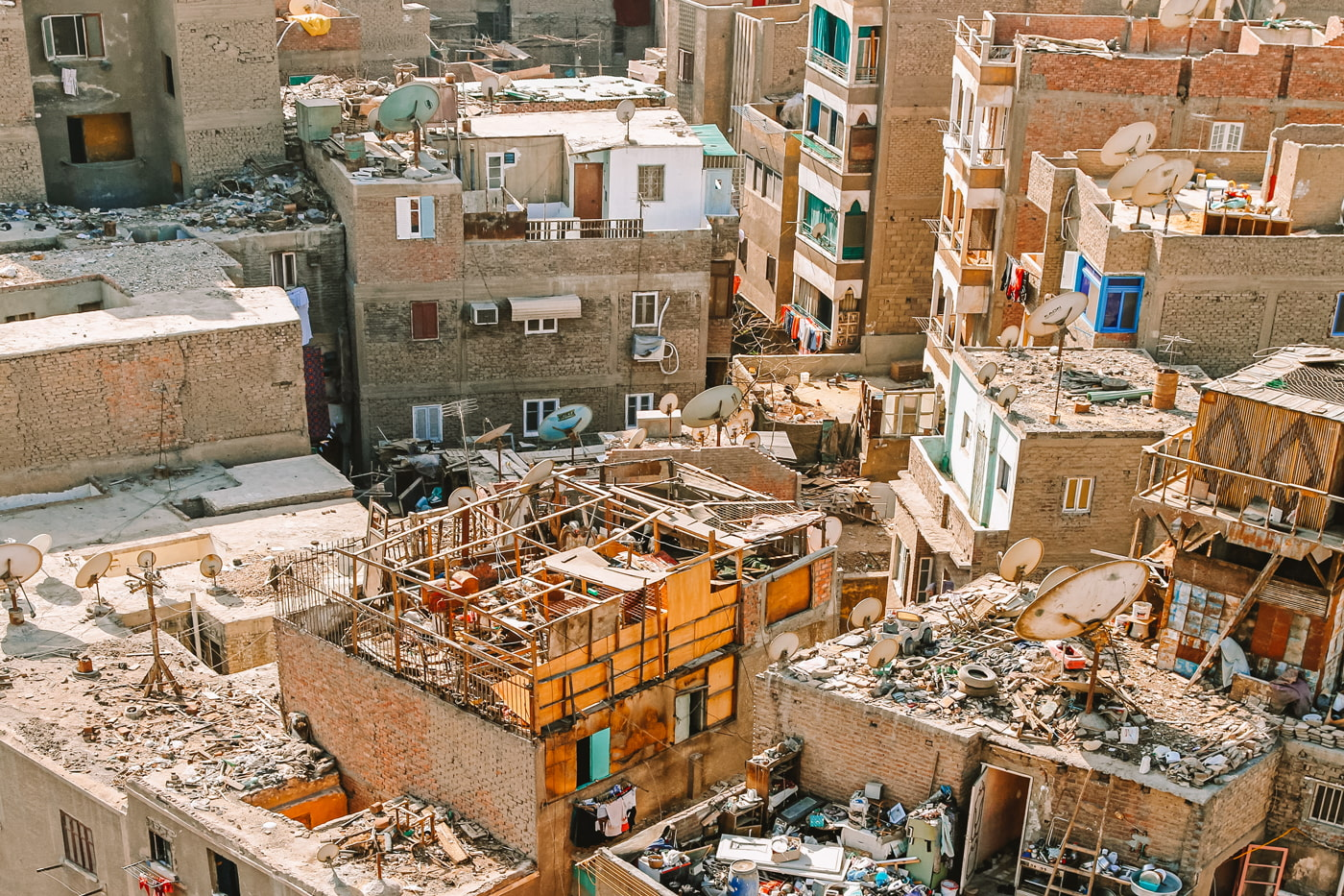 Garbage City, Cairo