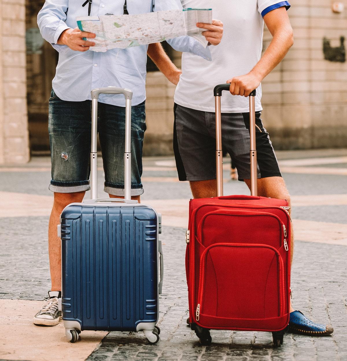 Hard Luggage vs. Soft Luggage