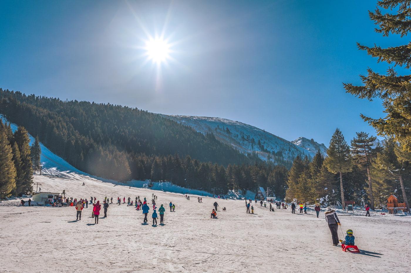 Malyovitsa Ski Resort