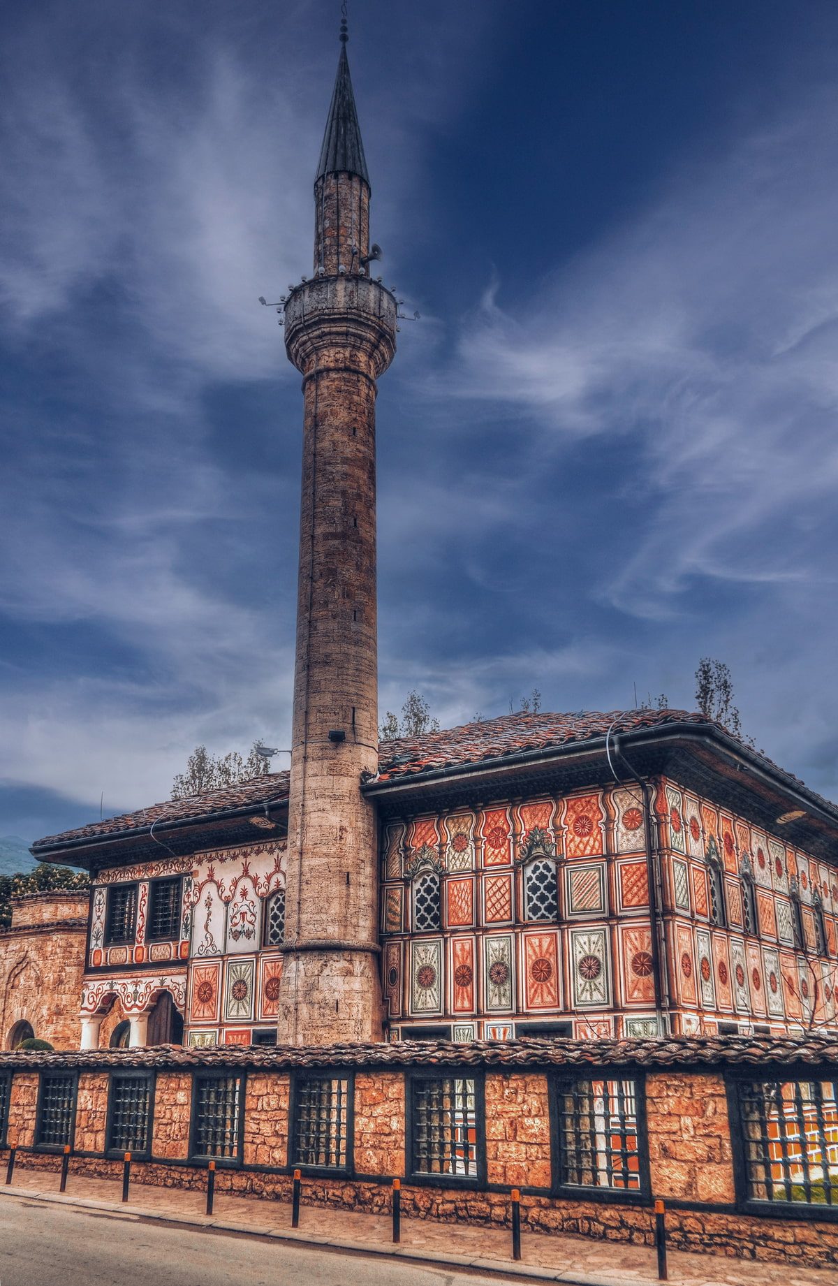 The Painted Mosque, Tetovo