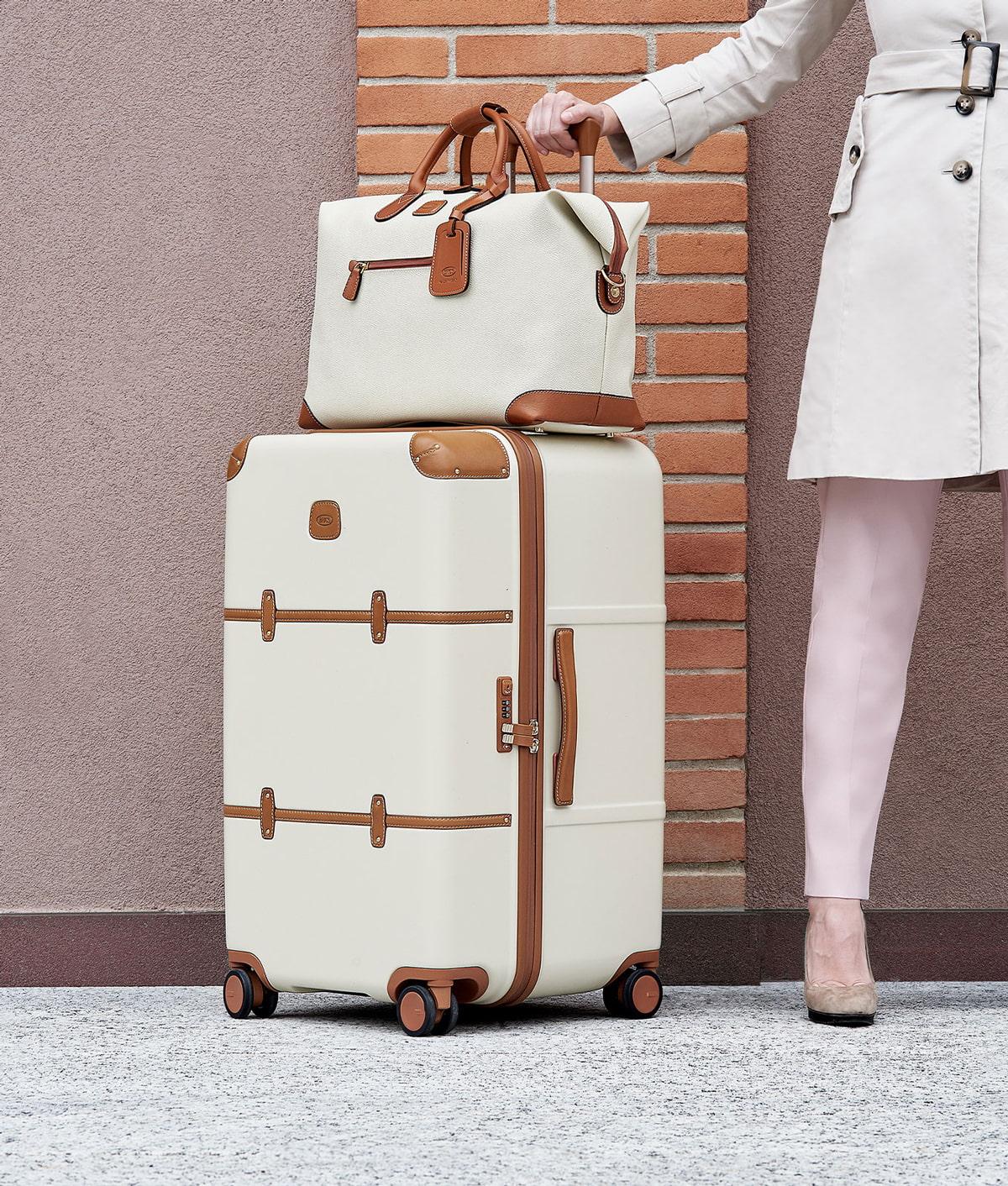 Stylish luggage brand