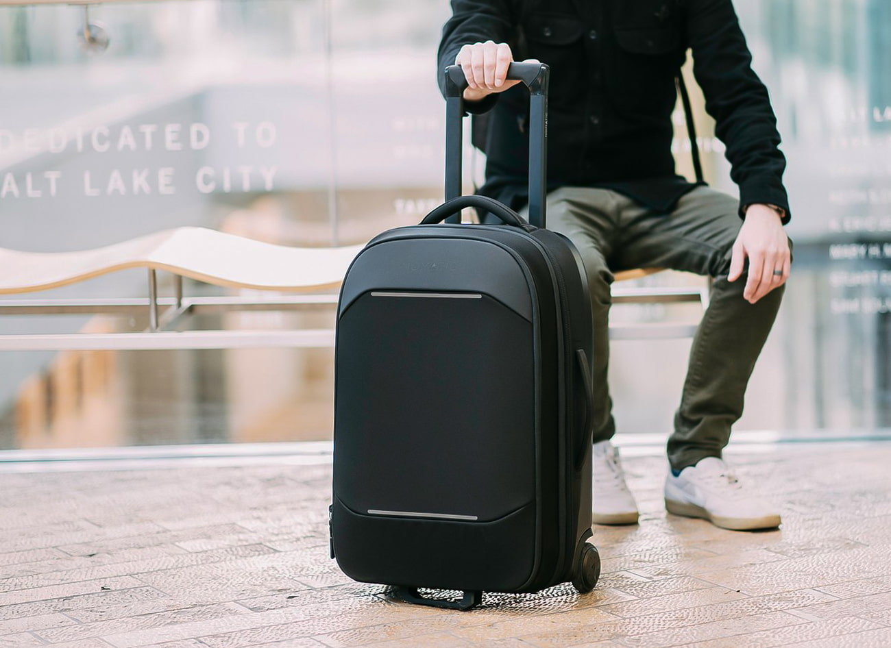 Best Carry-On with Laptop Compartment
