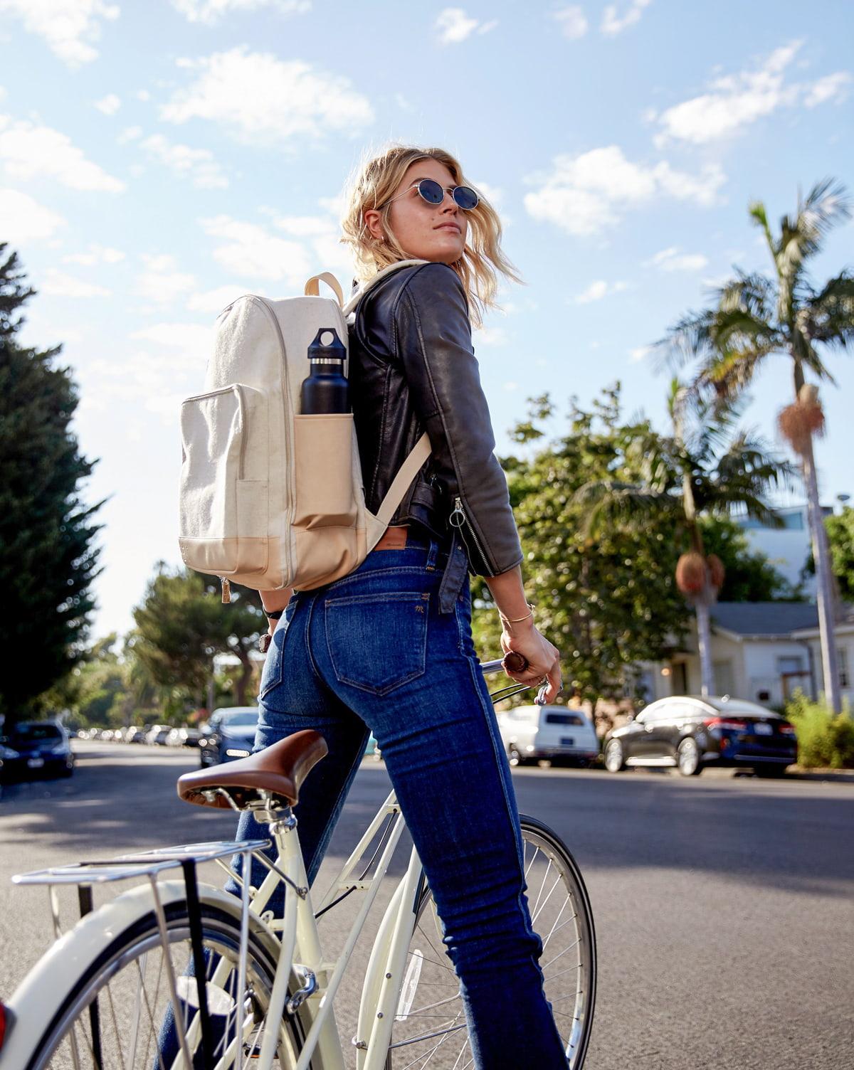 Best Commuting Backpack for Women