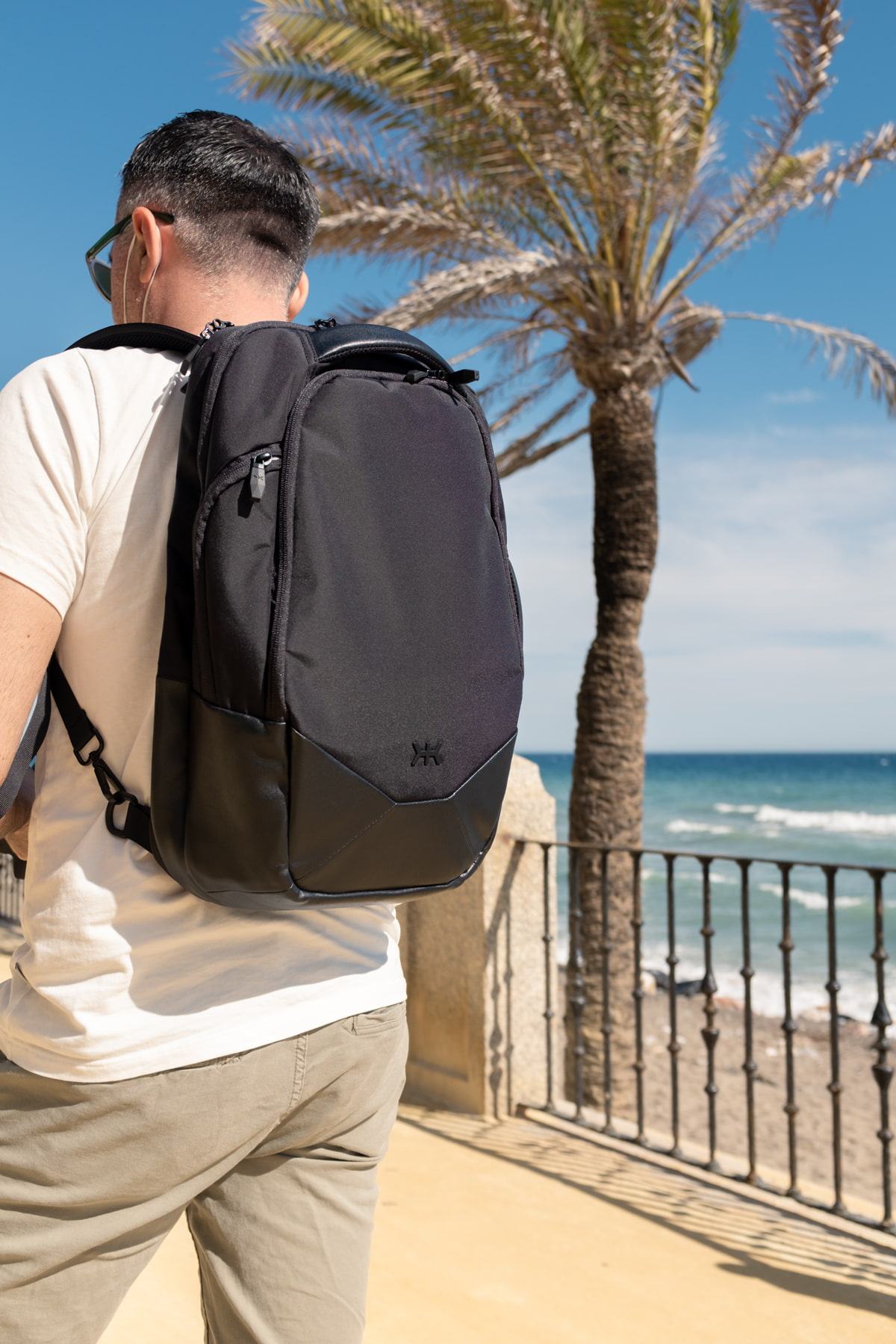 Expandable EDC backpack