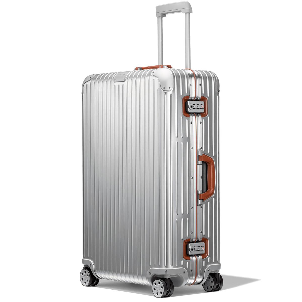Best Aluminum Checked Luggage