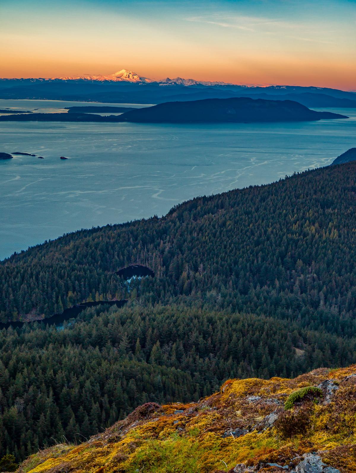 San Juan Islands, Washington