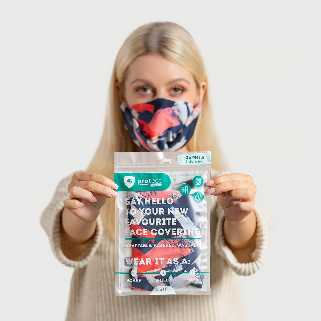 Trtl Protect Face Mask