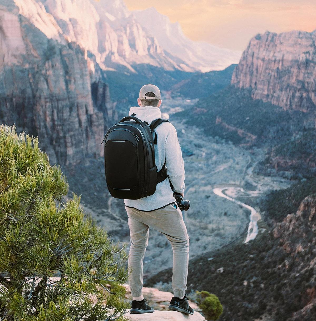 Best Travel Backpack for Men