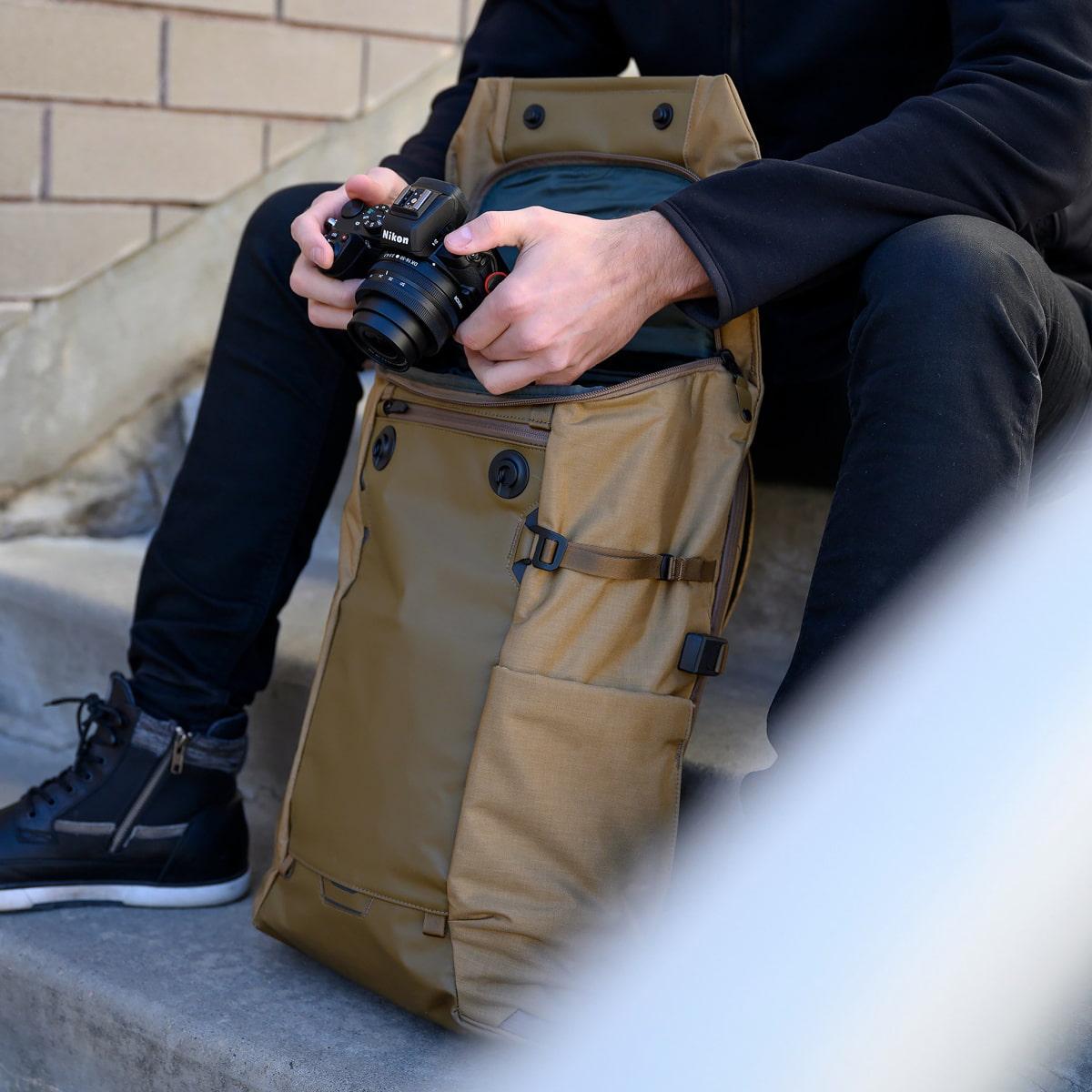 EDC Camera Backpack